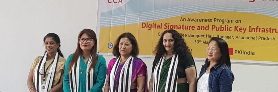 Workshop on Digital Signature and PKI