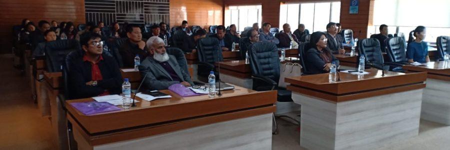 State Level Workshop on Digi Locker on 22nd Jan 2019